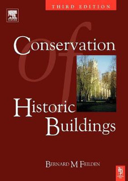 Picture of Conservation of Historic Buildings