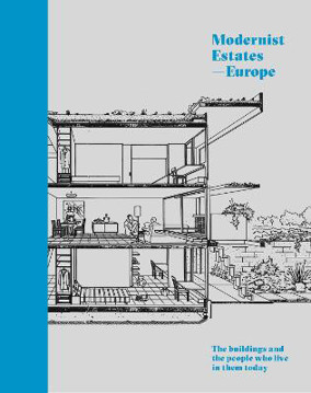 Picture of Modernist Estates - Europe: The buildings and the people who live in them today