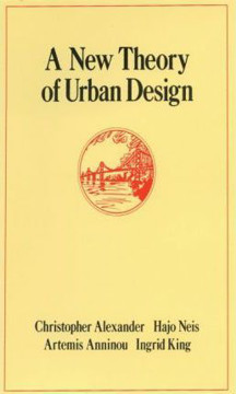 Picture of A New Theory of Urban Design