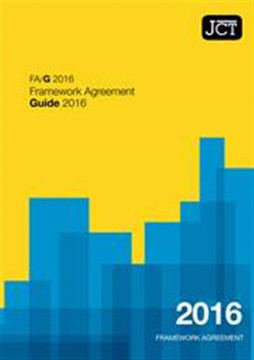 Picture of JCT Framework Agreement Guide