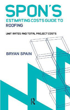 Picture of Spon's Estimating Cost Guide to Roofing