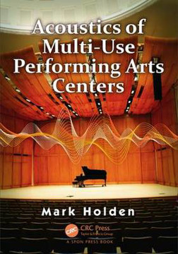 Picture of Acoustics of Multi-Use Performing Arts Centers