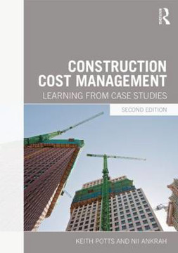 Picture of Construction Cost Management: Learning from Case Studies