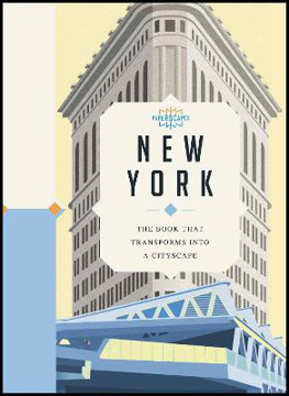 Picture of Paperscapes: New York: The book that transforms into a cityscape