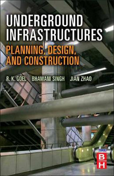 Picture of Underground Infrastructures: Planning, Design, and Construction