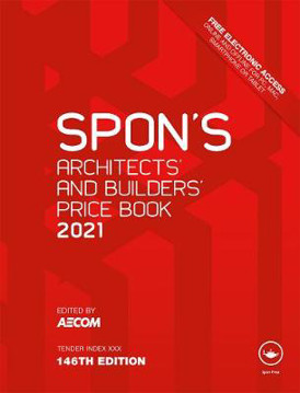 Picture of Spon's Architects' and Builders' Price Book 2021