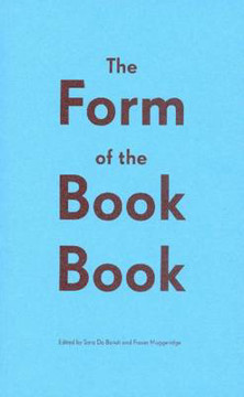 Picture of The Form of the Book Book