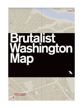 Picture of Brutalist Washington Map