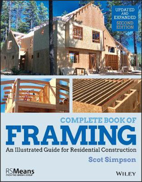 Picture of Complete Book of Framing: An Illustrated Guide for Residential Construction 2nd edition