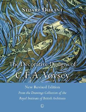 Picture of The Decorative Designs of C.F.A. Voysey: New Revised Edition: From the Drawings Collection of the Royal Institute of British Architects