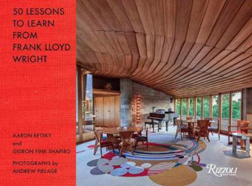 Picture of 50 Lessons to Learn from Frank Lloyd Wright
