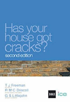 Picture of Has your House got Cracks?: A Homeowner's Guide to Subsidence and Heave Damage, 2nd edition