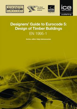 Picture of Designers' Guide to Eurocode 5: Design of Timber Buildings: EN 1995-1-1