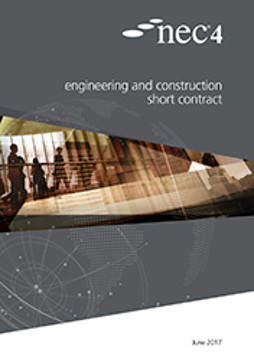 Picture of NEC4: Engineering and Construction Short Contract