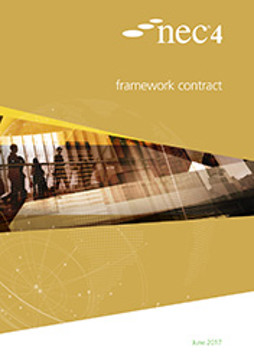 Picture of NEC4: Framework Contract