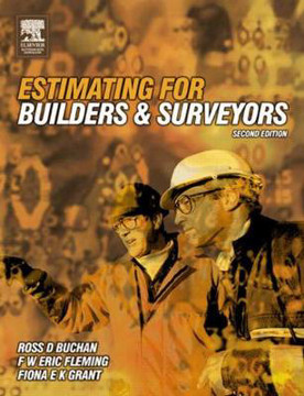 Picture of Estimating for Builders and Surveyors