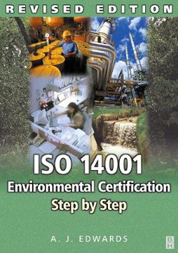 Picture of ISO 14001 Environmental Certification Step by Step: Revised Edition