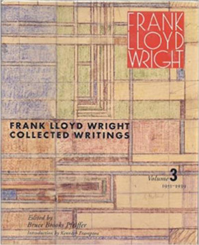 Picture of Collected Writings of Frank Lloyd Wright: v. 3: 1931-39