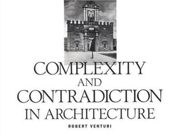 Picture of Complexity and Contradiction in Architecture