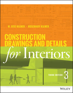 Picture of Construction Drawings and Details for Interiors