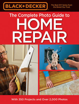 Picture of The Complete Photo Guide to Home Repair (Black & Decker)