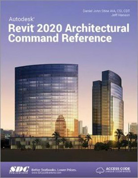 Picture of Autodesk Revit 2020 Architectural Command Reference