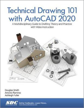 Picture of Technical Drawing 101 with AutoCAD 2020