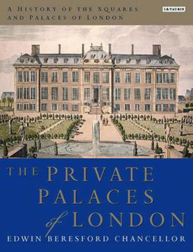 Picture of A History of the Squares and Palaces of London