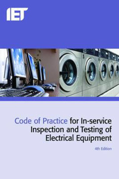 Picture of Code of Practice for In-service Inspection and Testing of Electrical Equipment