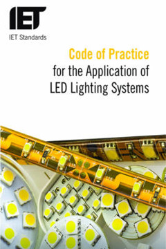 Picture of Code of Practice for the Application of LED Lighting Systems
