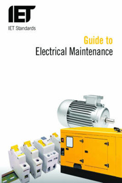 Picture of Guide to Electrical Maintenance