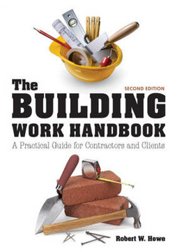 Picture of The Building Work Handbook: A Practical Guide for Contractors and Clients
