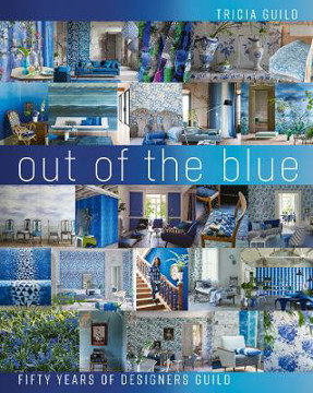 Picture of Out of the Blue: Fifty Years of Designers Guild