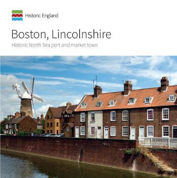 Picture of Boston, Lincolnshire: Historic North Sea port and market town