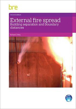 Picture of External Fire Spread: Building Separation and Boundary Distances