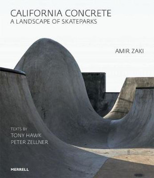 Picture of California Concrete: A Landscape of Skateparks