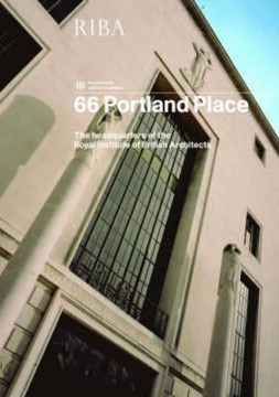 Picture of 66 Portland Place: The Headquarters of the Royal Institute of British Architects