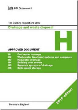 Picture of Approved Document H: Drainage and waste disposal [2015 edition]