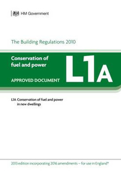 Picture of Approved Document L1A: Conservation of fuel and power - New dwellings 2013