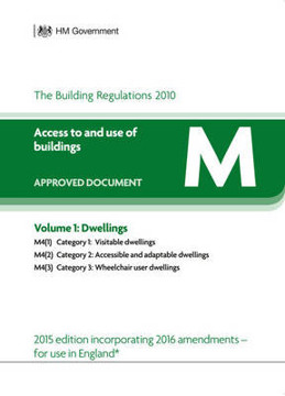 Picture of Approved Document M: Volume 1: Dwelling