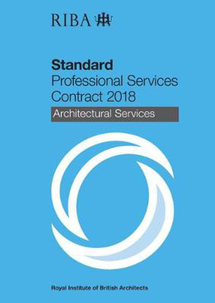 Picture of RIBA Standard Professional Services Contract 2018 : Architectural Services