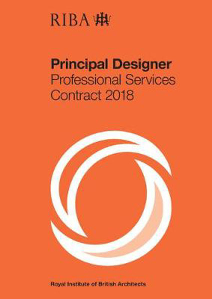 Picture of RIBA Principal Designer Professional Services Contract 2018