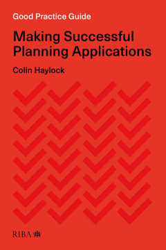 Picture of Good Practice Guide: Making Successful Planning Applications
