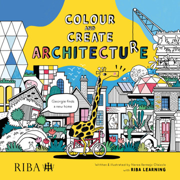 Picture of Colour and Create Architecture: Georgie finds a new home