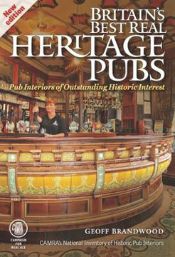 Picture of Britain's Best Real Heritage Pubs: Pub Interiors of Outstanding Historic Interest
