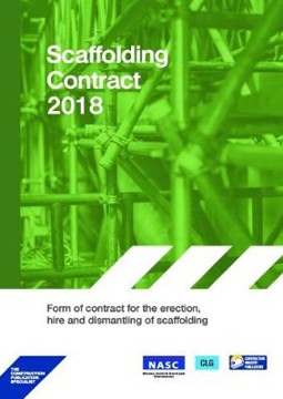 Picture of Scaffolding Contract 2018