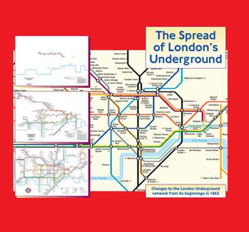 Picture of The Spread of London's Underground