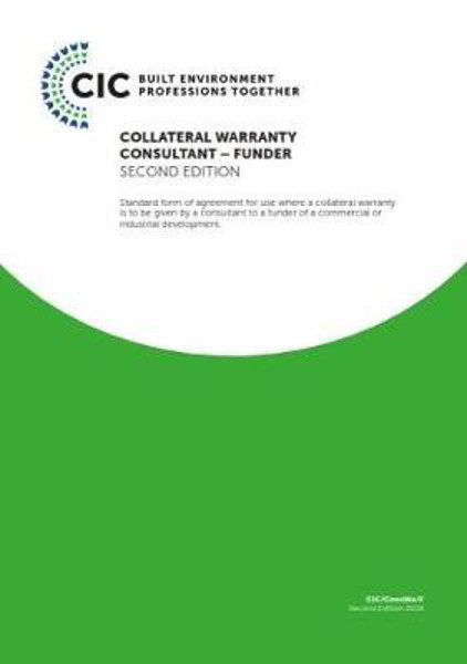 Picture of COLLATERAL WARRANTY CONSULTANT - FUNDER