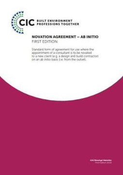 Picture of NOVATION AGREEMENT - AB INITIO