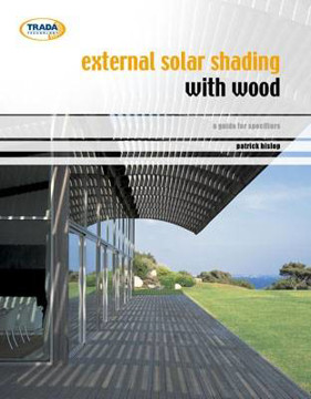 Picture of External Solar Shading with Wood